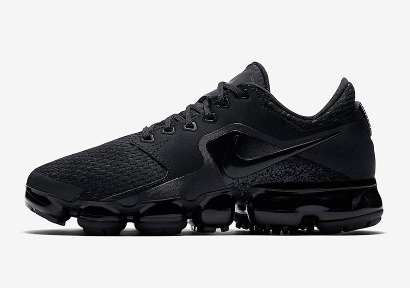 Nike Air VaporMax CS Triple Bl Extreme Cool Black